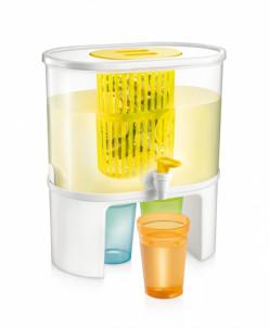 Контейнер для напитков myDRINK 5,0л с ситом