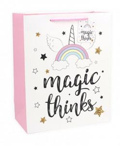 ПОДАРОЧНЫЙ ПАКЕТ HALLUCI «MAGIC THINKS» S