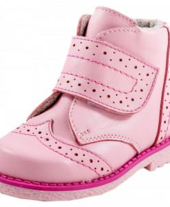 Ботинки Котофей повседневные для девочки 152115-31