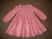 Почти новое, нарядное платье NEXT д/д 92-98р.