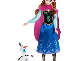 Классическая Анна от Disney