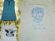 Майки, футболки Твоё, OGGI, Инсити р. 40-42
