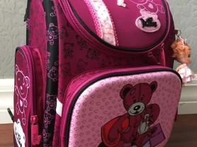 Школьный рюкзак Delune 2018. 1-5 класс