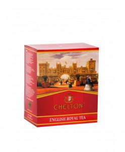 Чай Chelton «Английский Королевский чай» (ОР ) 250 гр картон