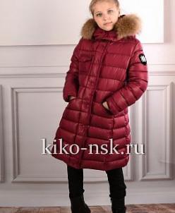 Пальто зимнее для девочки. Новинка 2018!