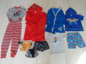 Фирменные халаты, пижамы Джимбори, плавки 4-7 лет