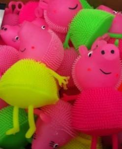 Светящиеся игрушка  для детей Свинка Пеппа