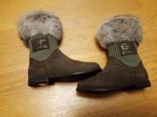 Новые сапоги GF Ferre Италия р,29-18,5 см зима