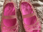 Пляжки crocs c -10 на 25-26 размер