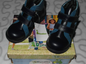 Новые демисезонные ботинки Dandino, 28 размер