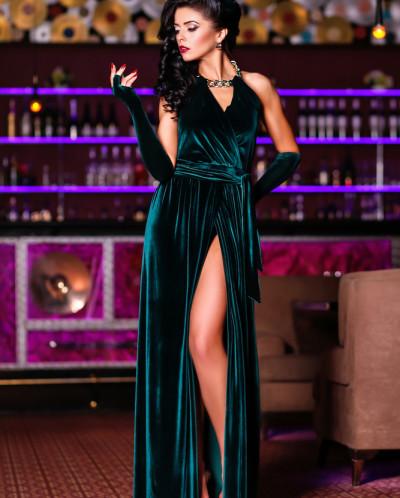 """Вечернее платье """"Столичная штучка"""" А1"""