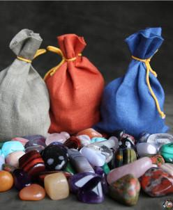 Набор самоцветов (0,5 кг) самый большой 42 камня