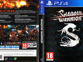Shadow Warrior для Sony PlayStation 4