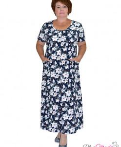 Платье Модель №684 размеры 44-82