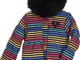 Куртка новая Little Marcel для девочки