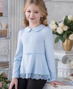 блузка трикотажная А*леута