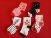 5 пар носки Mothercare на 1- 2 года