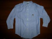 Рубашка Tommy Hilfiger на 4летнего