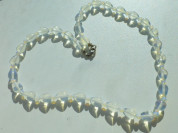 бусы/ожерелье из опалита