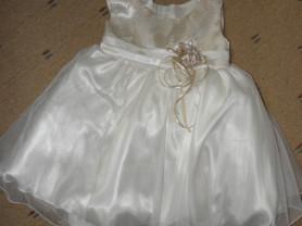 Платье+повязка kids dream (США) 18-30 мес.