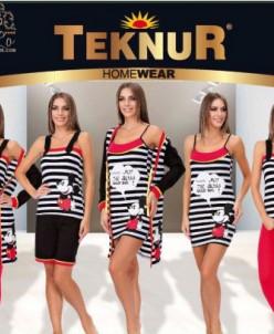 Трикотажный Комплект 5-ка (free size) TEKNUR