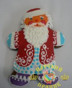 203-3 «Дед Мороз» 120х150 мм