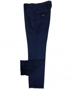 Школьные брюки для мальчика UNIK KIDS, темно-синие (116-164)