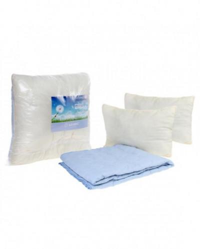 Комплект Адамас: 2сп одеяло 200гр/2 подушки 50*70см