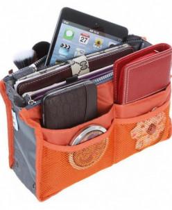 Органайзер в сумку Оранжевый