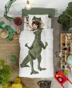 Комплект постельного белья Тираннозавр Рекс 1,5-спальный