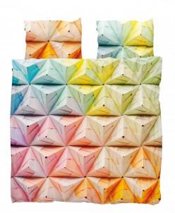 Комплект постельного белья Оригами-мегацвет, 2-х спальный