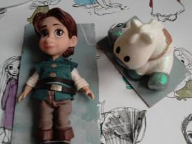 Мини-кукла Флин Disney Animators