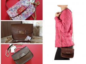 Новые кожаные сумки клатчи рюкзаки кожа Италия