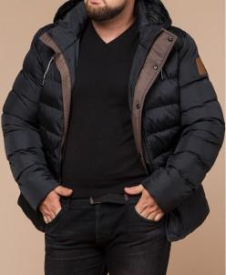 Мужская графитовая куртка трендовая модель 32315