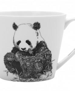 Кружка Большая панда в подарочной упаковке Maxwell & William