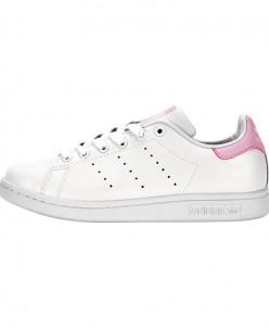 Кроссовки Adidas Stan Smith White Pink