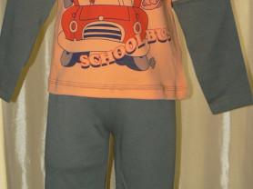 Пижама детская новая с этикетками р.104/110