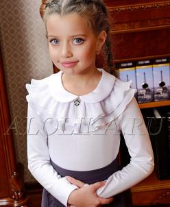 У*льяна трикотажная блузка