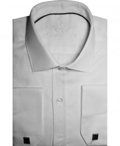 Рубашка для мальчика, Dast Cardin, арт.202, белый