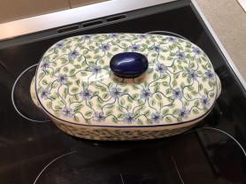 форма для запекания глиняная