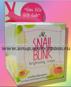 Нежный тайский крем для лица с улиточным фильтратом