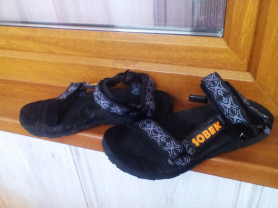 Новые горные сандалии Sobek 27,5 см