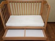 детская кроватка Гандылян Ванечка