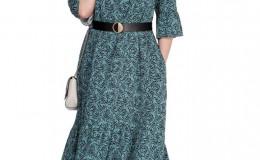TEZA 758/1 — платье