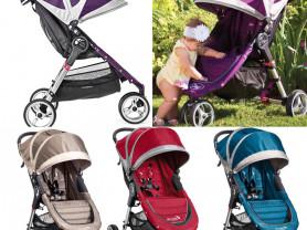 Baby Jogger City Mini новая коляска
