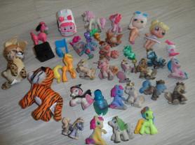 Пакет маленьких пони куколок и новые украшения