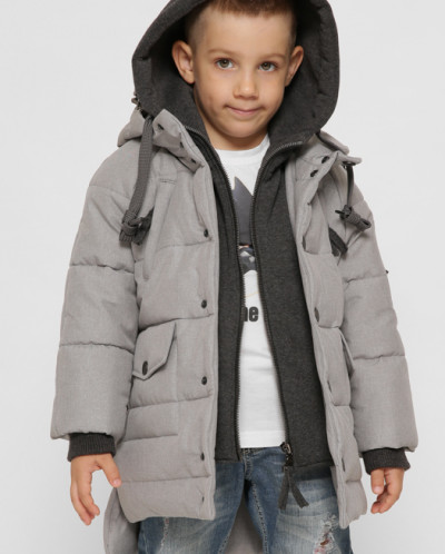 Детская зимняя куртка DT-8290