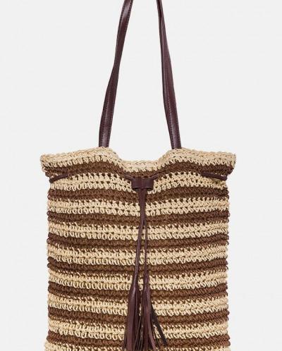 Бескаркасная сумка-кисет MR 2222 2374 0220 Brown  от MR520