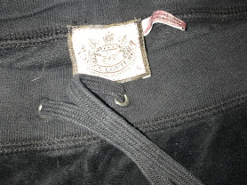 вельветовые штаны Juicy Couture