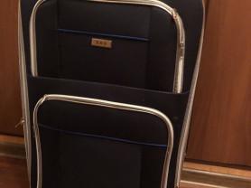 чемодан на колёсах